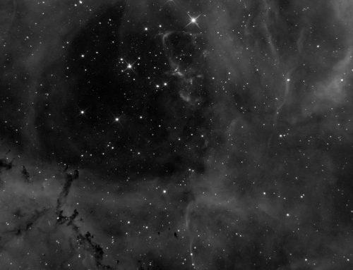 Heart of the Rosette NGC2244