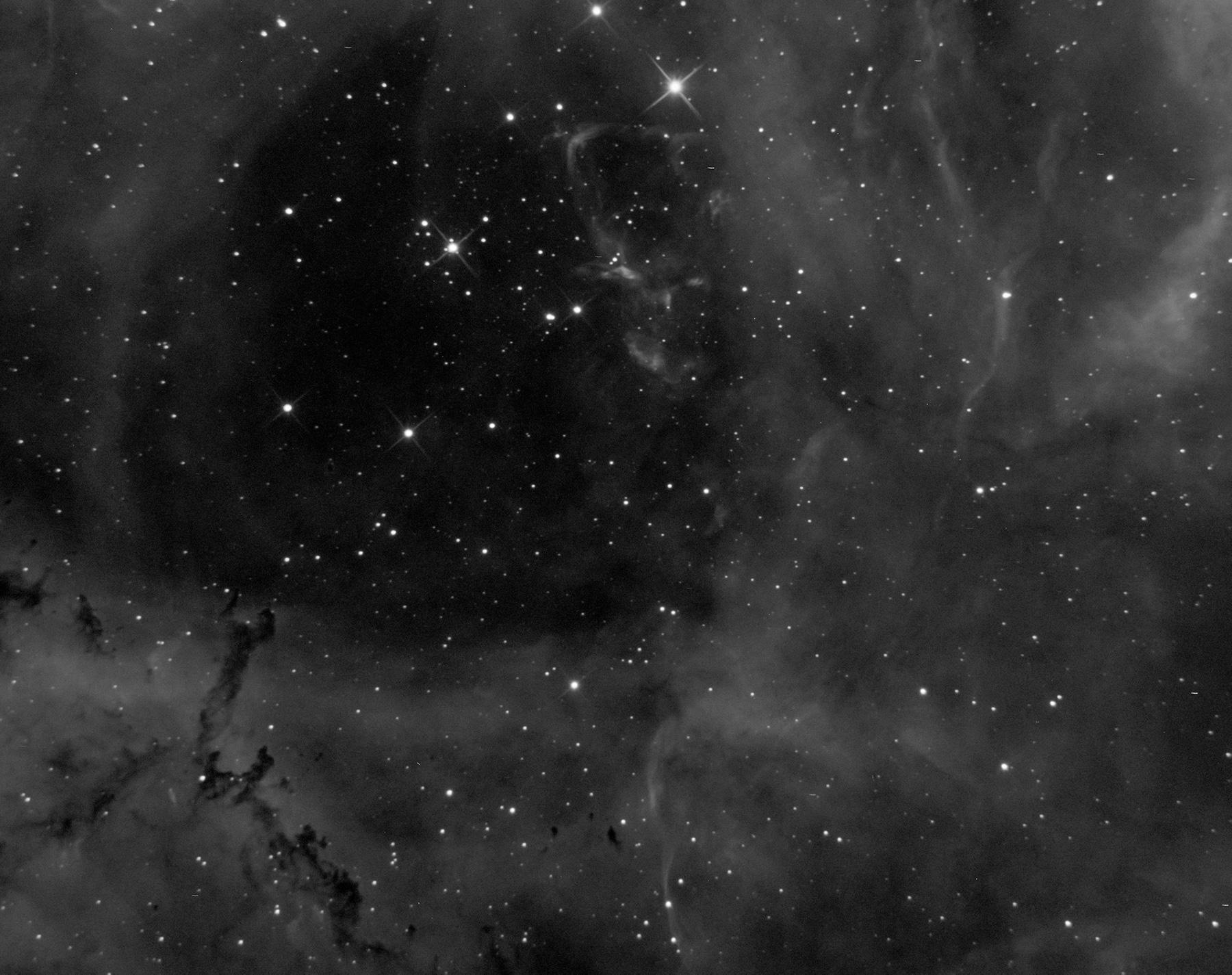 08 NGC2244 Ha -15C 10x300s dbf Forthimage 2020-02-04