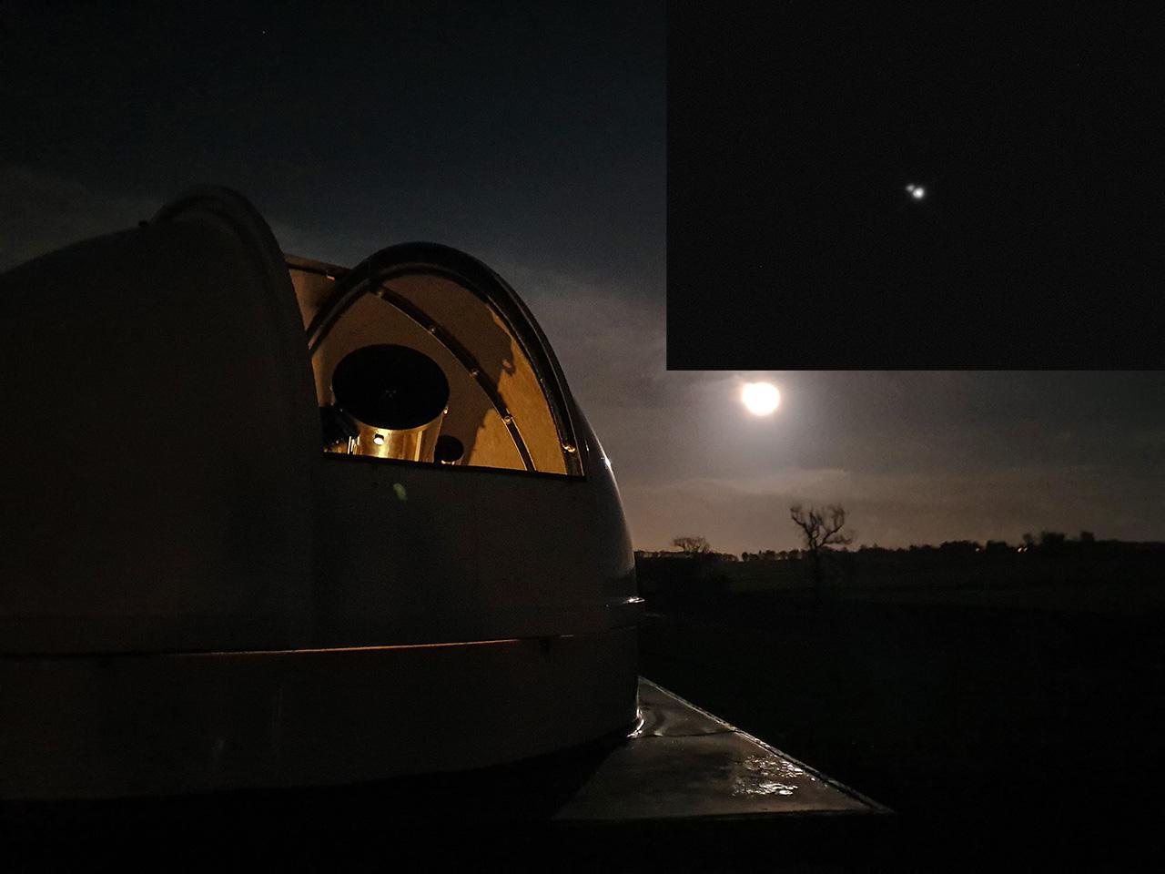 Vesta occultation of HIP 14439