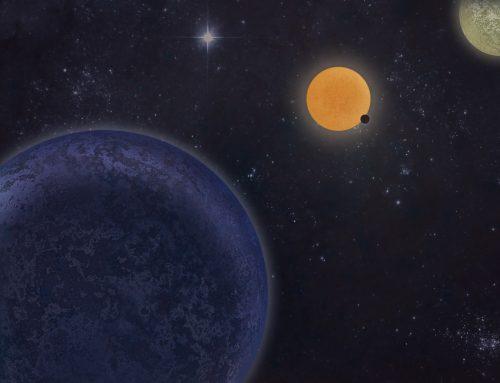 Exoplanet observation by imagination
