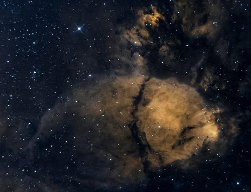 Fish head nebula (IC1795)