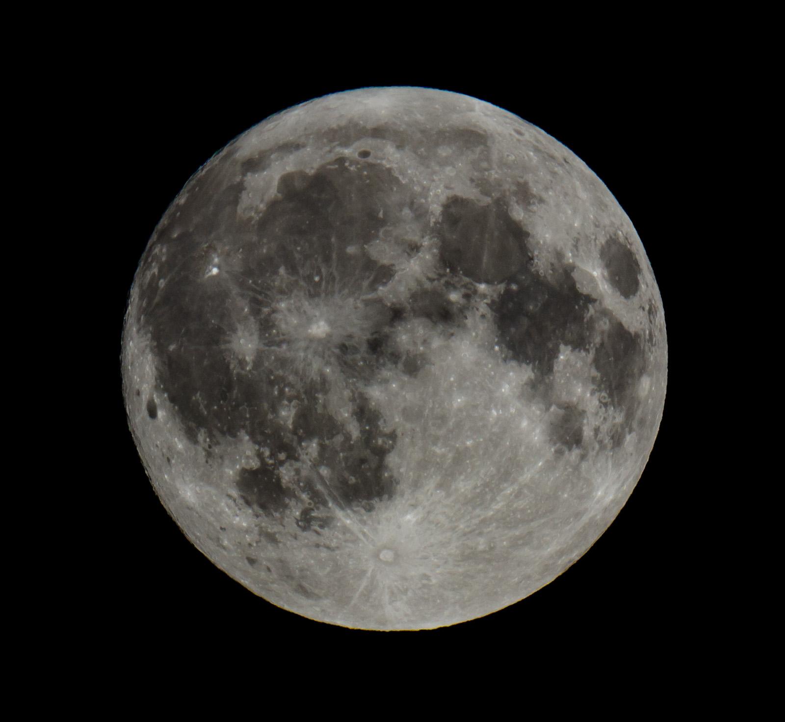 99.7 Moon