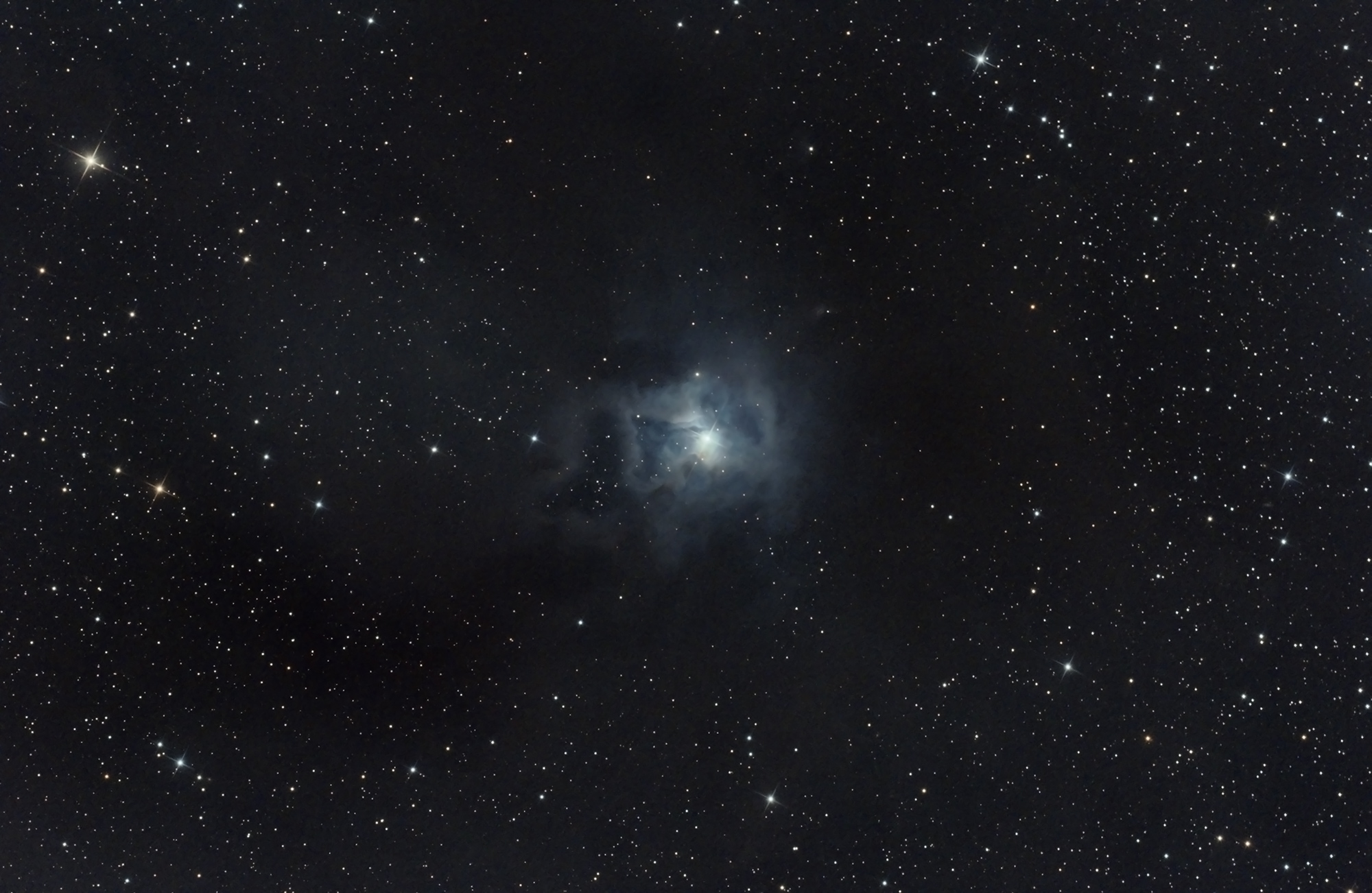 Iris Nebula NGC 7023 / C4