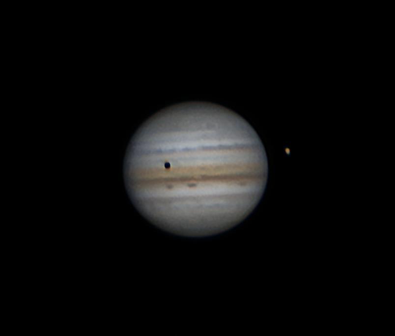 Jupiter 2021-07-18 Ganymede shadow transit