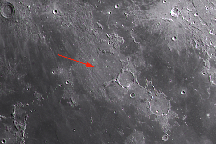 Yet more lunar features for the ASE Lunar-100