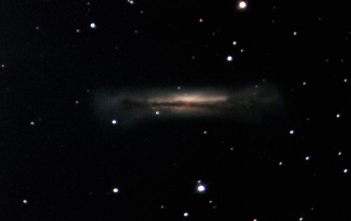 NGC3628 LRGB