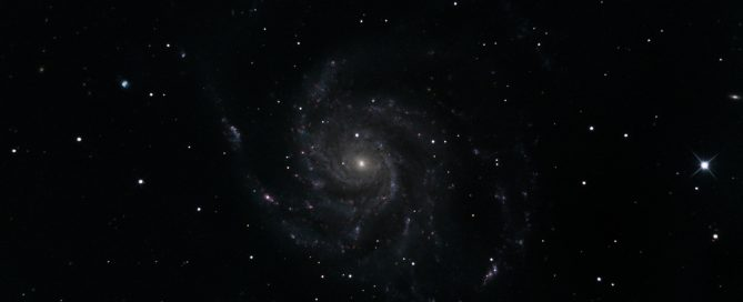 M101 Pinwheel Galaxy Ursa Major