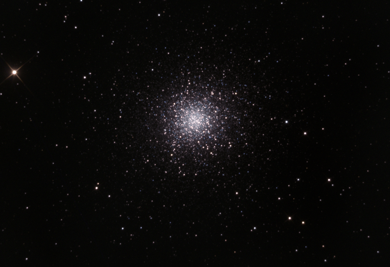 Deeper version of M13