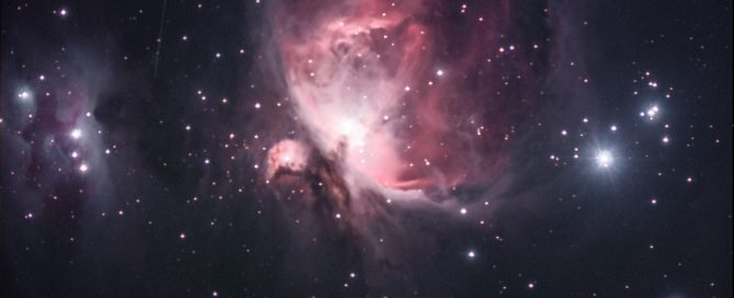 M42 Orion Nebula