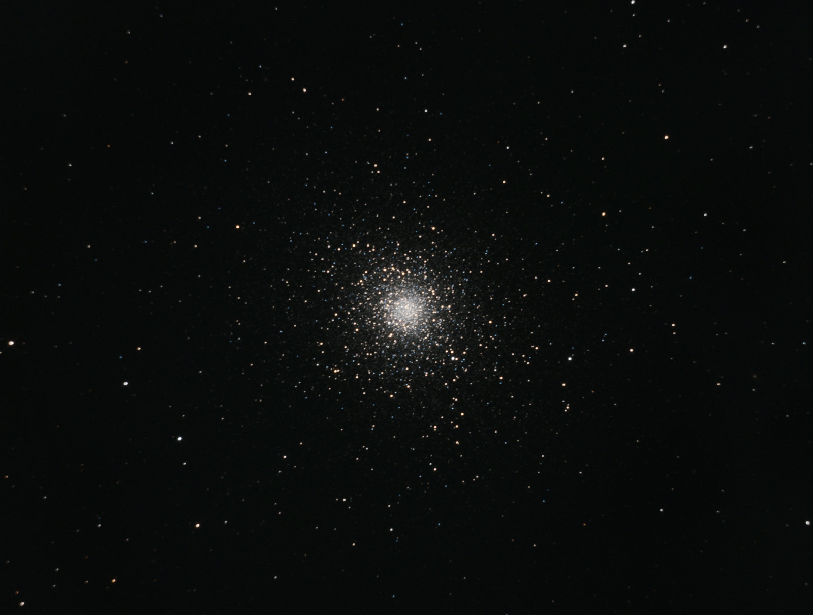 M5 Globular Cluster, Serpens