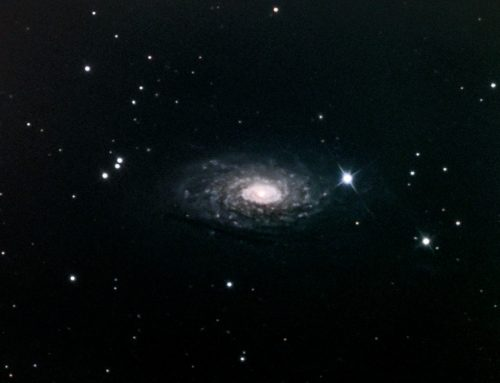 M63 Sunflower Galaxy