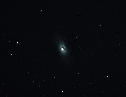 M64 (NGC 4826) Blackeye Galaxy