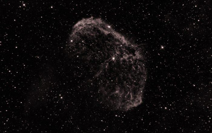 NGC6888 Ha 15x300s tint