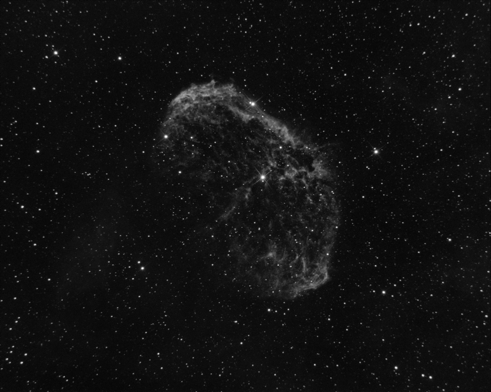NGC6888 Ha 15x300s
