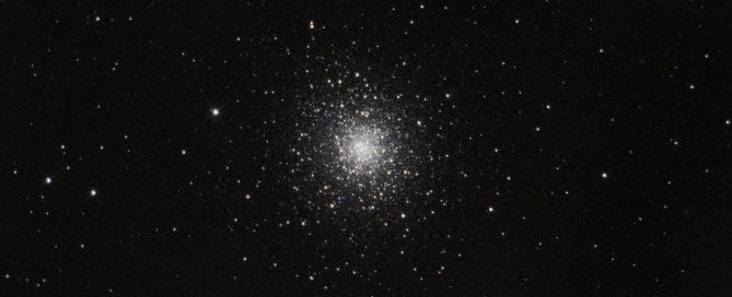 M92 globular cluster Hercules