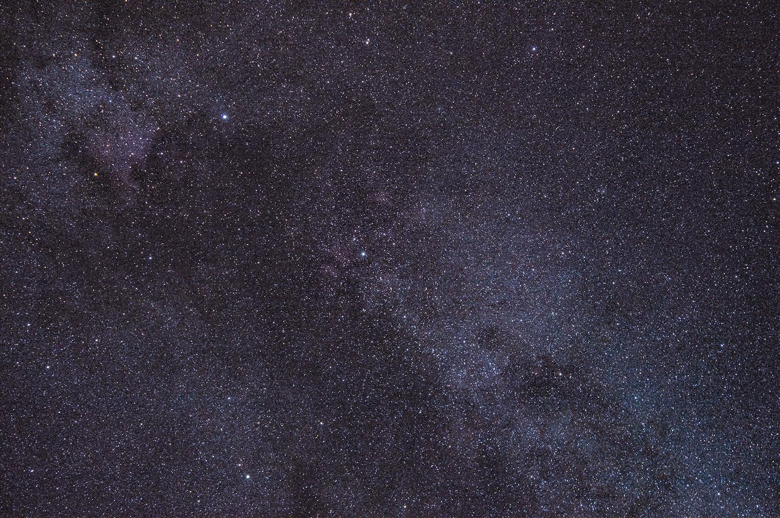 Cygnus Tail