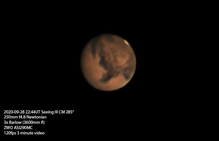 Mars 2020-09-29 22:44UT