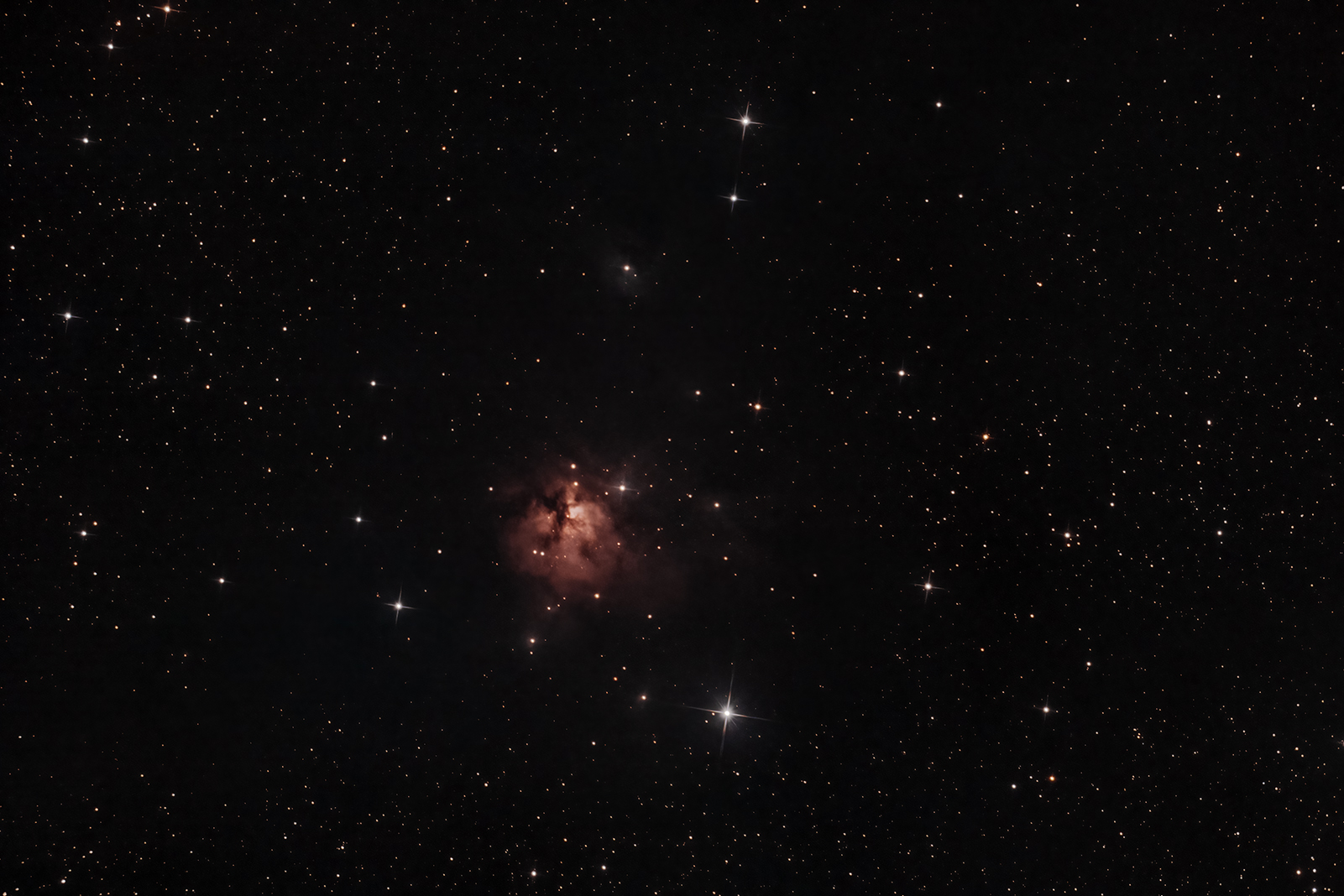 NGC 1579 Northern Triffid