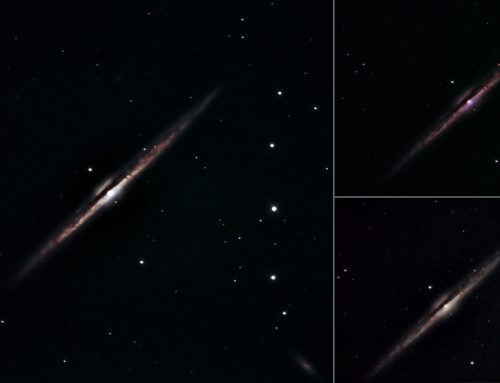 NGC4565 / Caldwell 38 Spindle Galaxy