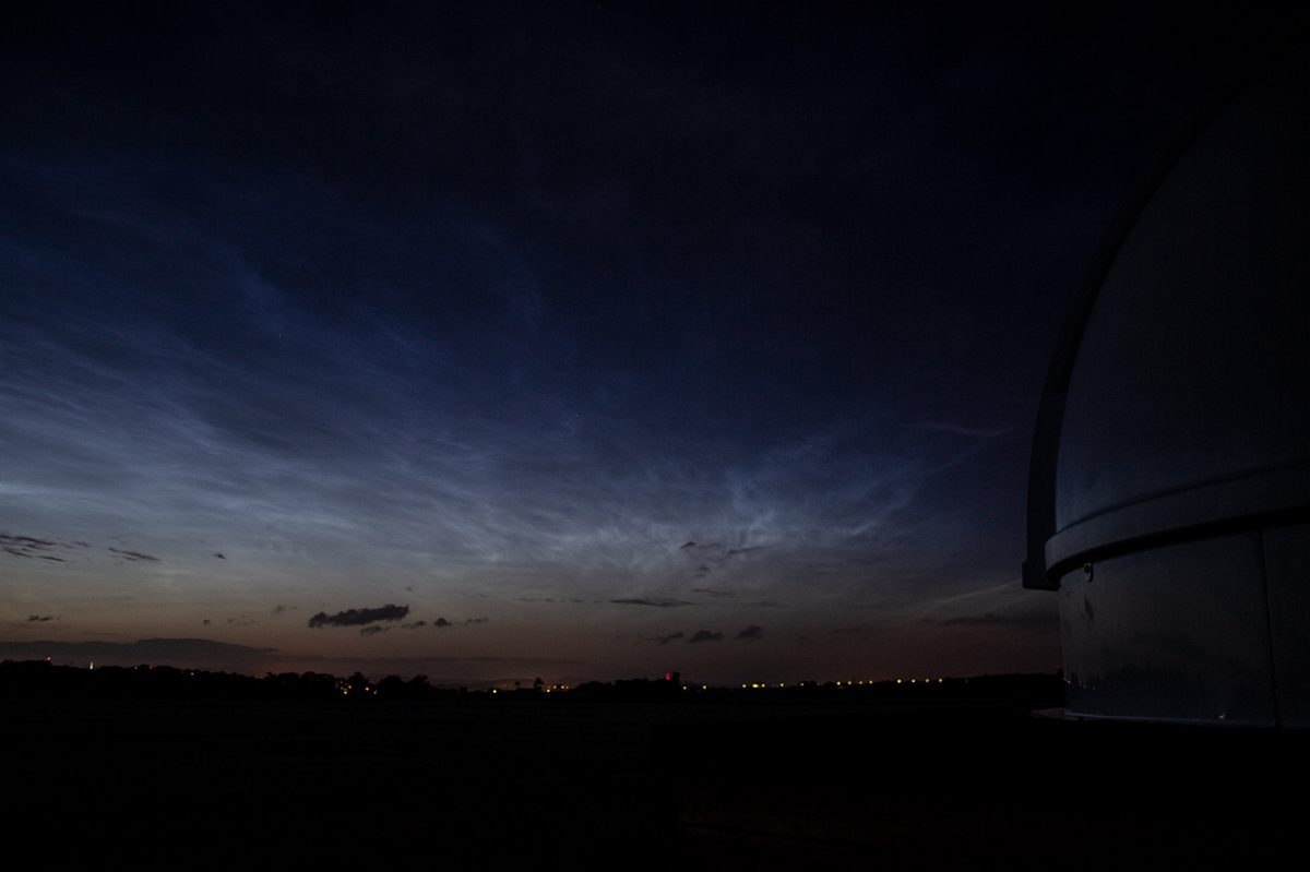 NLC and observatory