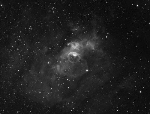 Bubble nebula project 2 (NGC 7635)