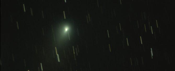21P/Giacobini-Zinner comet align