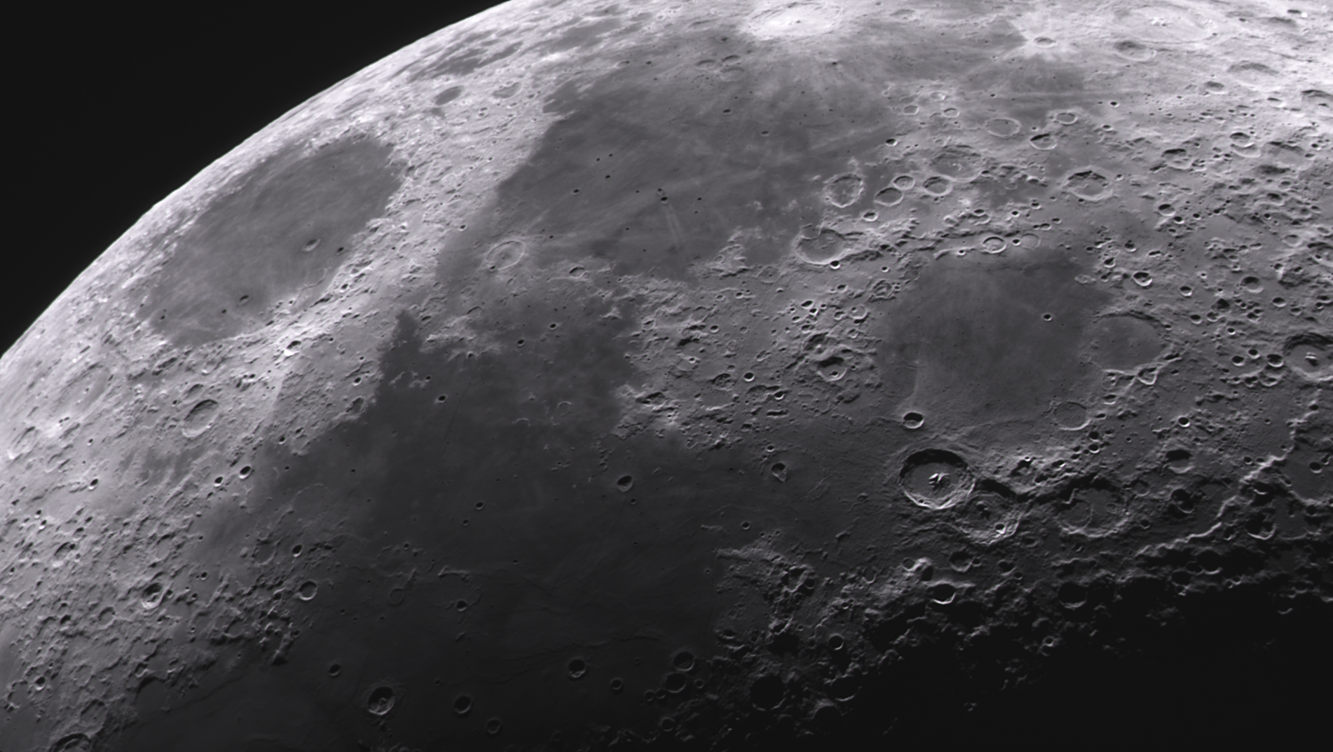 Even more lunar features for the ASE Lunar-100