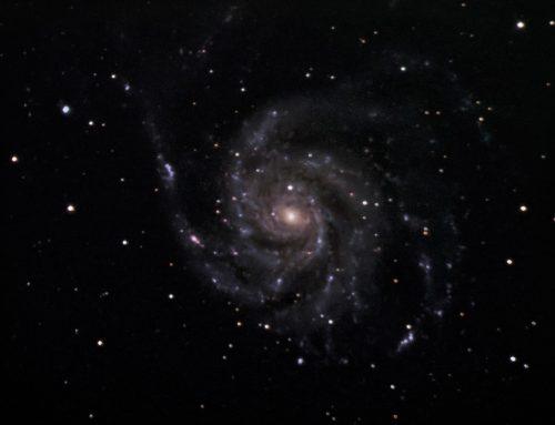 M101 (NGC 5457) Pinwheel Galaxy